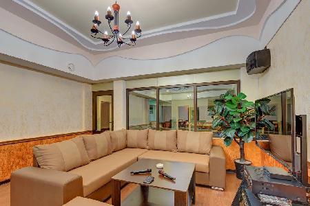 VIP сауна на Аль-Фараби | Баня.kz