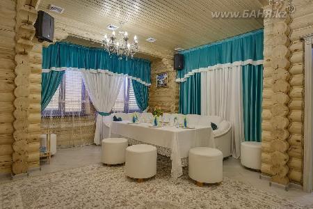 Банный VIP комплекс «White House» | Баня.kz