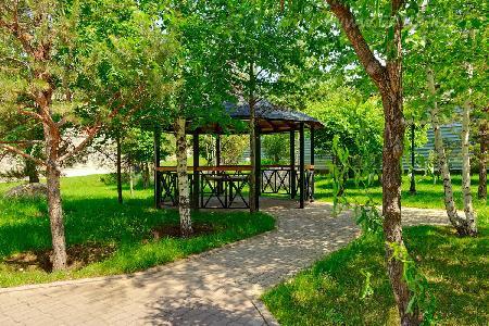 Гостевой комплекс «АШЕКЕ-ШАХМАТКА» | Баня.kz