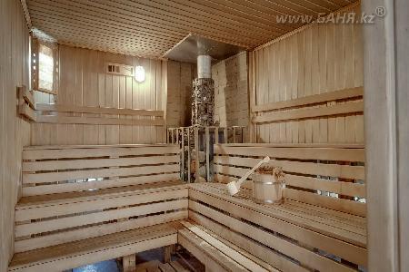 Сакская баня | Баня.kz