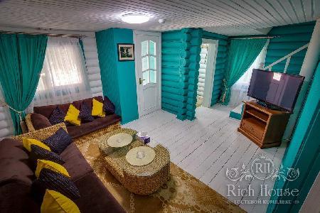 Гостевой комплекс «RICH HOUSE» | Баня.kz
