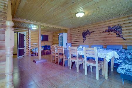 Кедровая сауна на дровах «Хам Бит» | Баня.kz