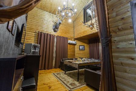 Банно-гостевой комплекс «S.B. House» | Баня.kz