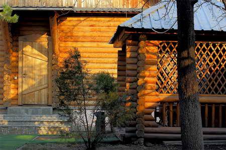 Баня-сруб «Рублевка» | Баня.kz